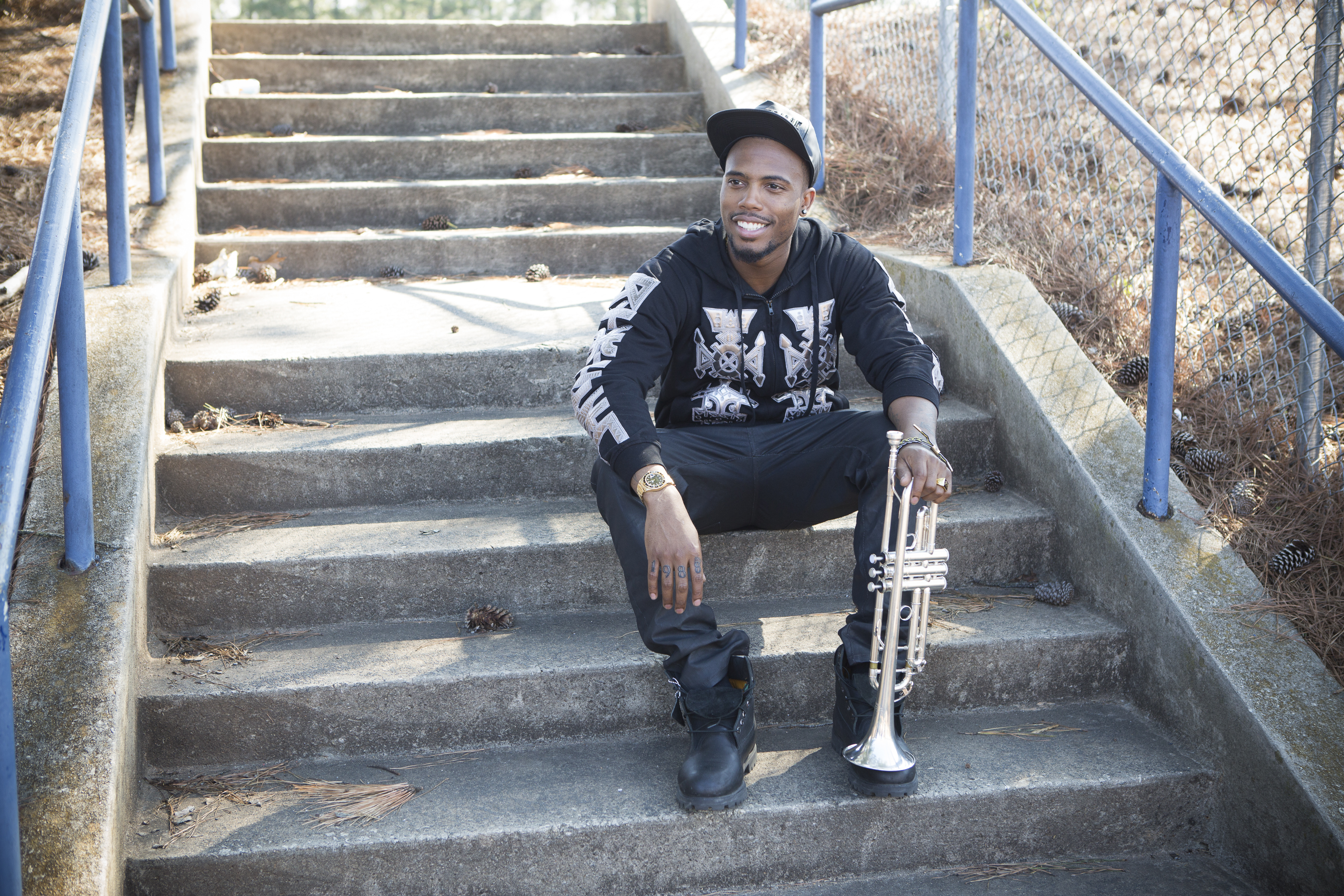 B.o.B. Films Music Choice's Take Back Your Music Campaign In His Hometown Of Atlanta