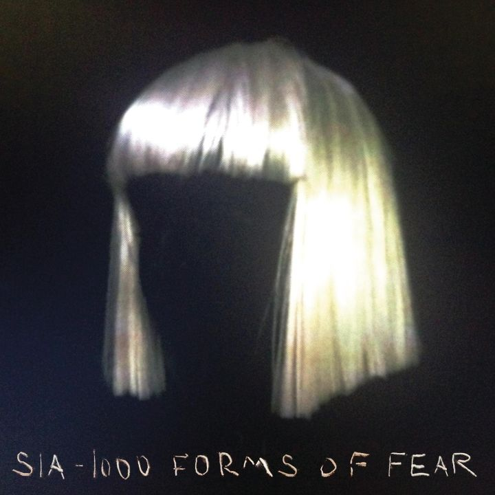 "8. Sia ""1000 Forms of Fear"""