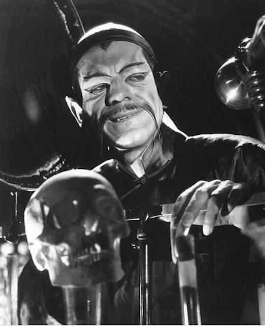 """""""The Mask of Fu Manchu"""" (1932)"""