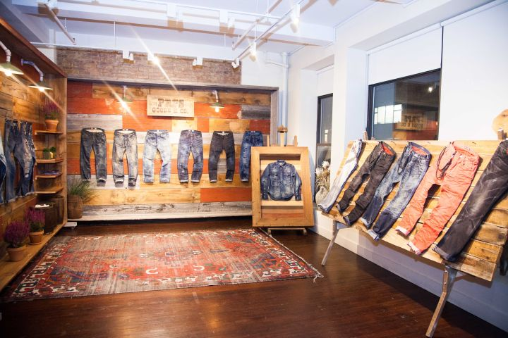 The PRPS Showroom.