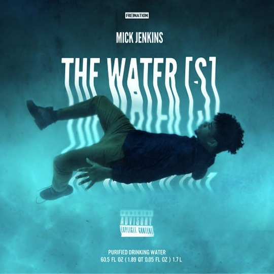 """9. Mike Jenkins """"The Water"""""""