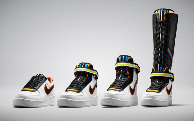 12. Riccardo Tisci x Nike Air Force 1 Collection – $230-$320