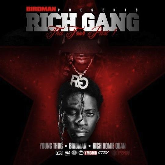 "1. Rich Gang ""Rich Gang: Tha Tour Pt 1"""