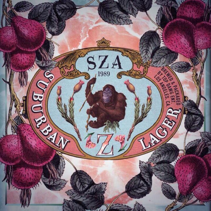"""6. SZA """"Z"""""""