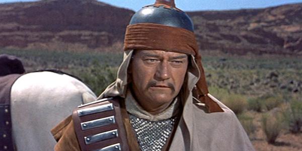 """The Conqueror"" (1956)"