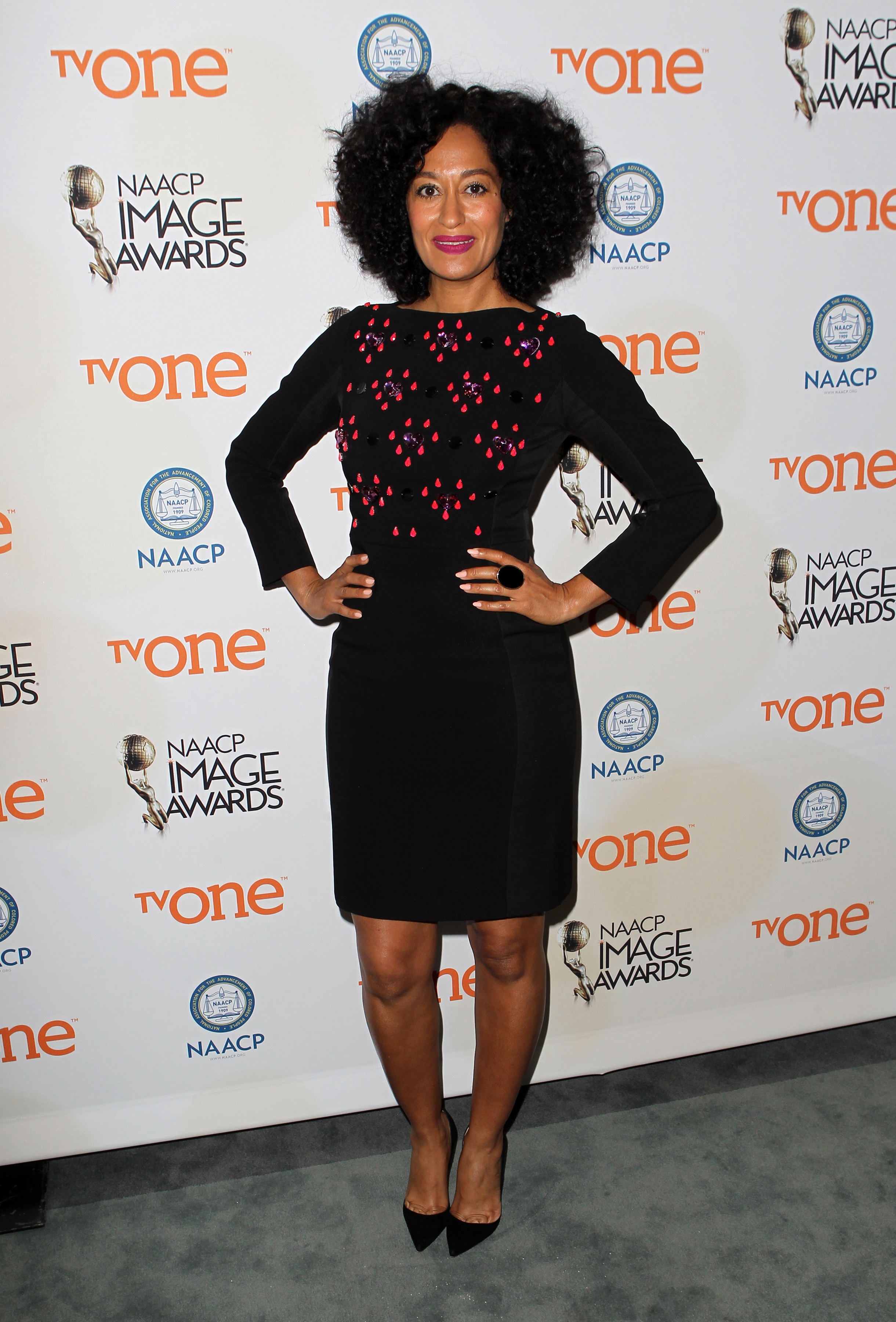 46th NAACP Image Awards - Nomination Announcement and Press Conference