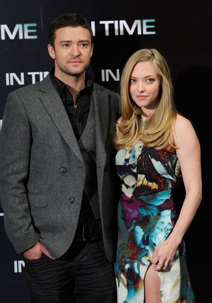 """He also showed his dramatic skills in """"In Time"""" alongside Amanda Seyfried."""