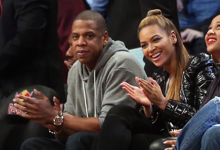 Bey is the most beautiful girl in the world, as far as we're concerned.