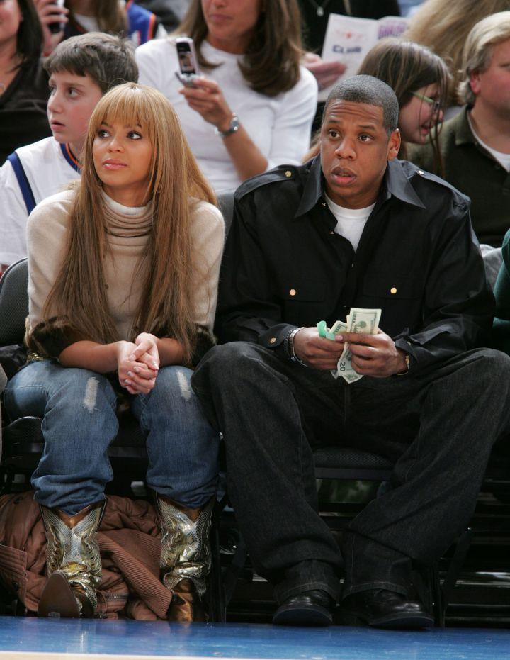 Because, Beyonce.
