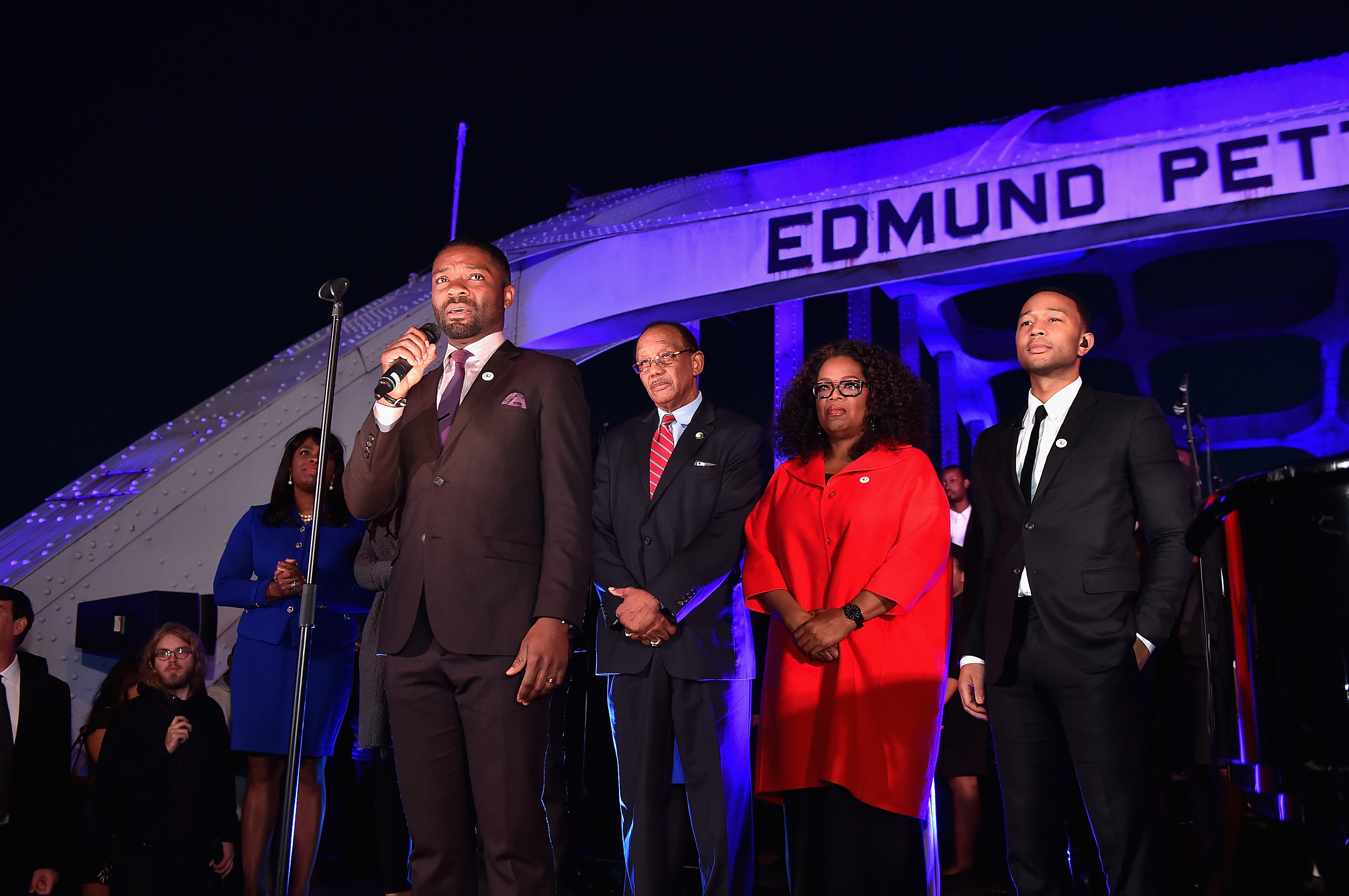 """Paramount Pictures Presents """"Selma"""" In  Selma - Performance"""