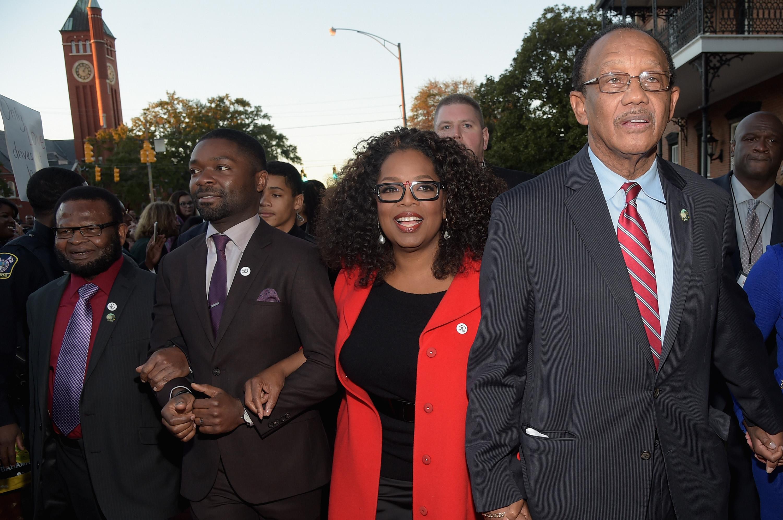 "Paramount Pictures Presents ""Selma"" In  Selma - Commemorative Walk"
