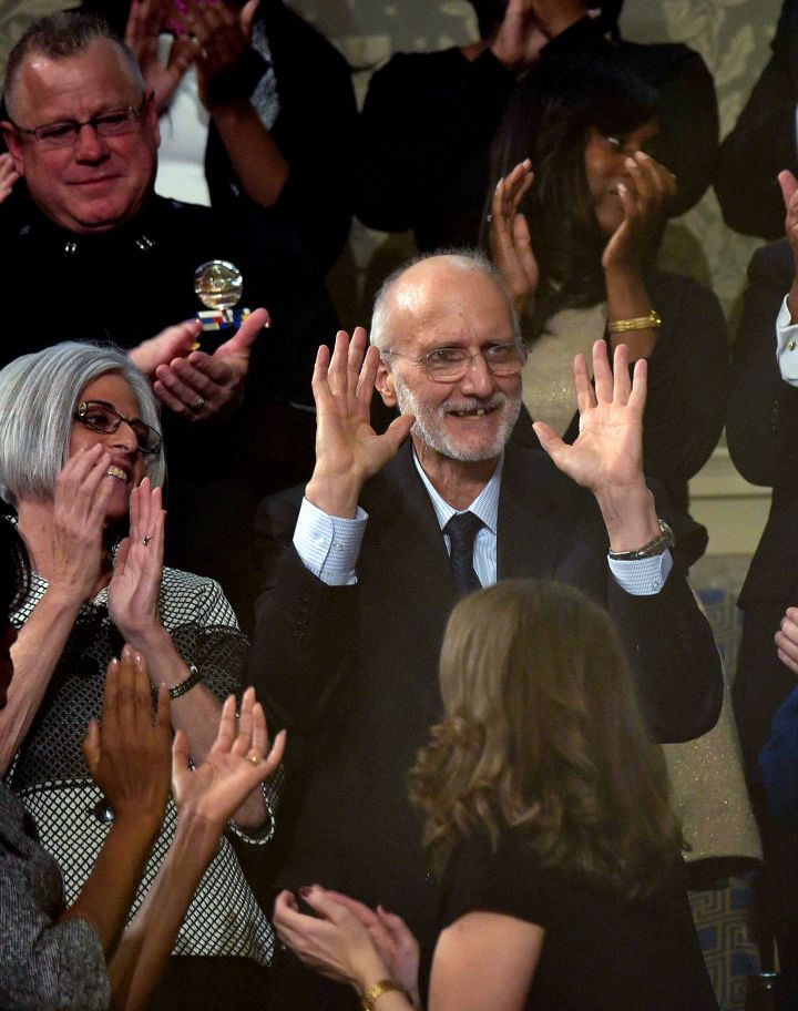 Oh, and Alan Gross.