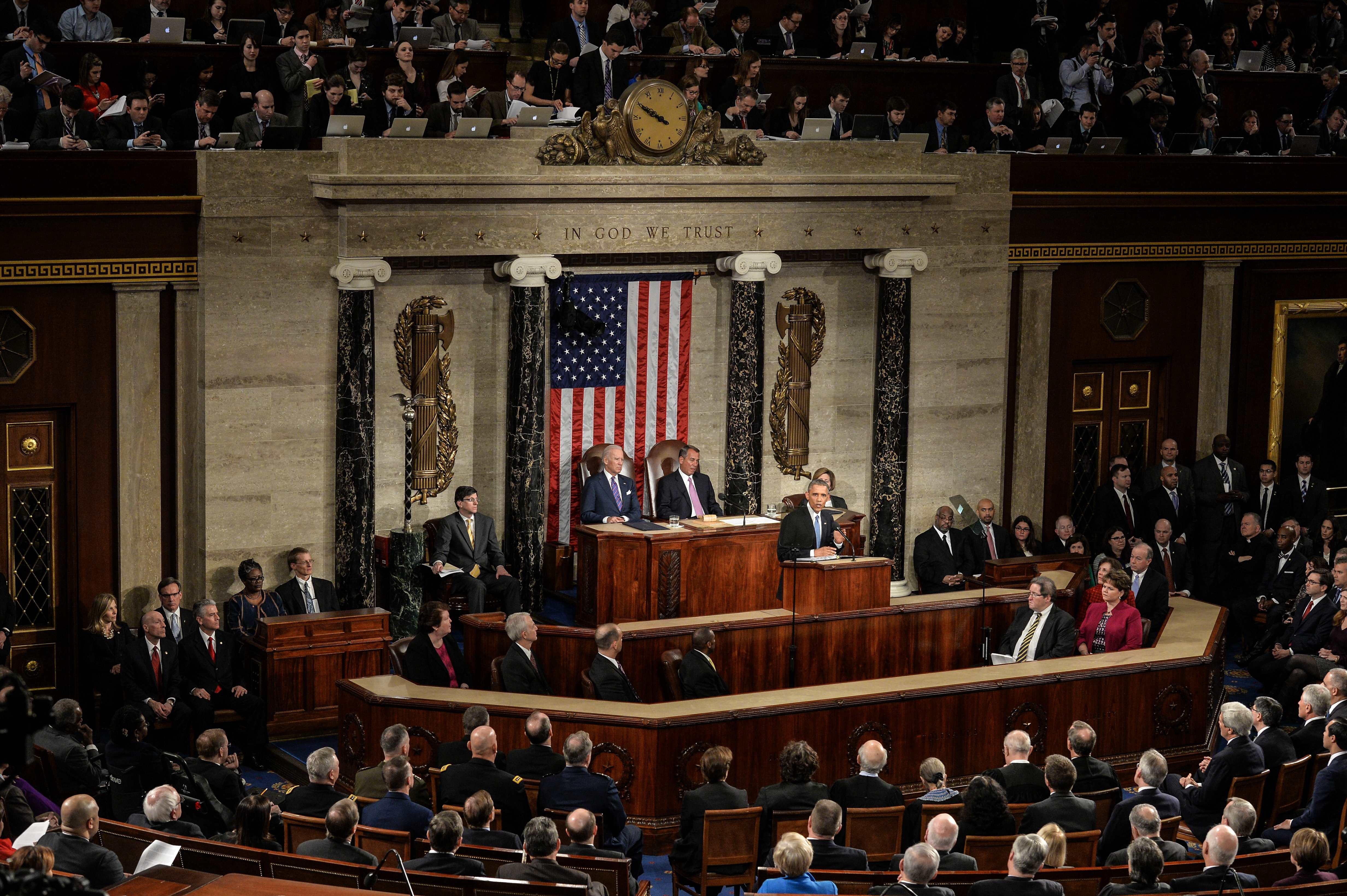 US-POLITICS-STATE OF THE UNION-OBAMA