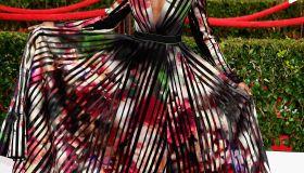 Lupita Nyong'o 2015 sag awards