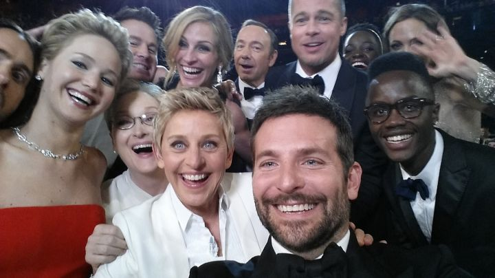 Or the time she coordinated the most retweeted selfie of all time?