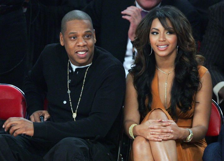 Even back in the day, Bey was that chick.