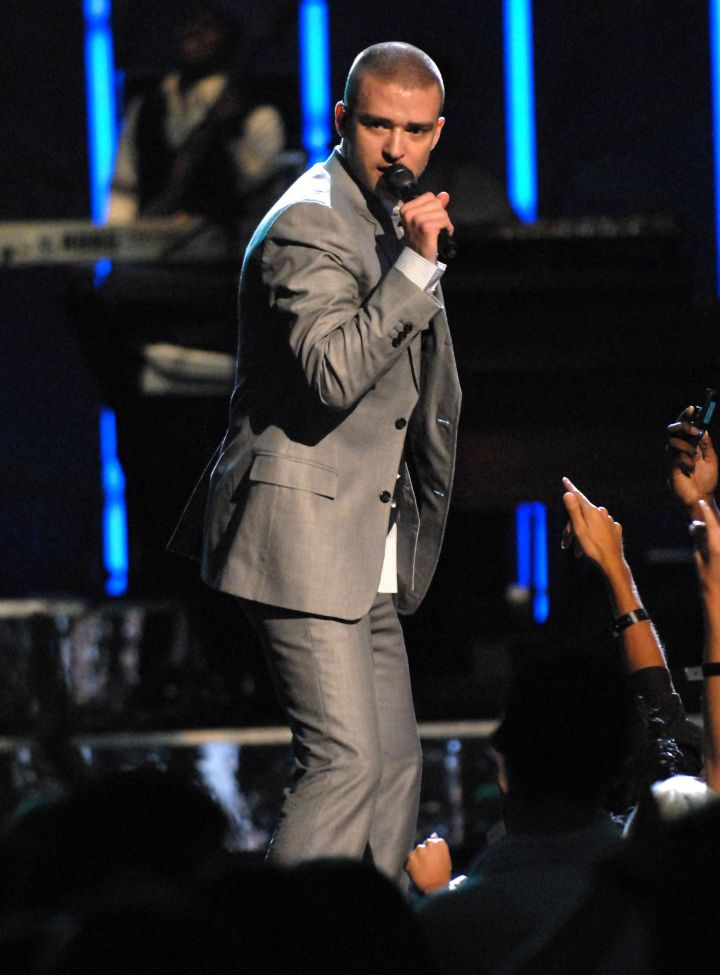 """After a three year hiatus, JT made a comeback with """"Future Sex/Lovesounds,"""" which produced some romantic classics."""