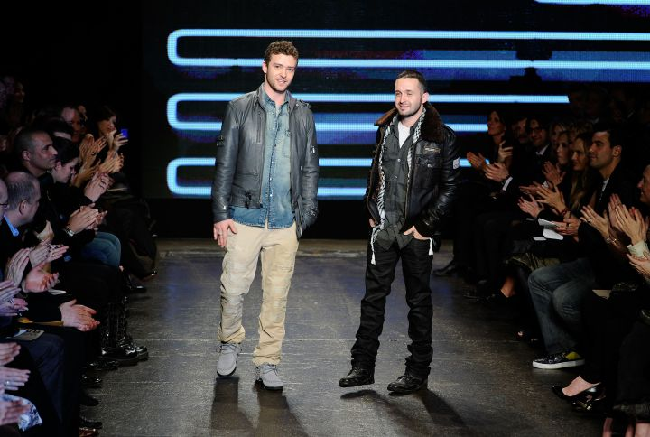 He also ventured into the fashion biz, starting William Rast with longtime friend Trace Ayala.