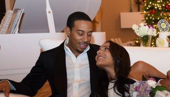 ludacris Marries Girlfriend Eudoxie