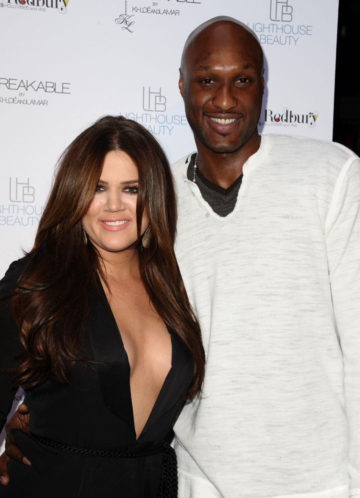 Khloe Kardashian often spoke about how Lamar Odom made her wait until they were married to have sex—lucky for her, their courtship was brief.