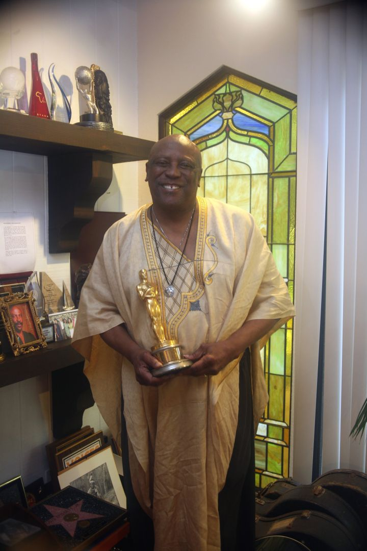 Louis Gossett Jr. was the first African-American actor to win Best Supporting Actor.