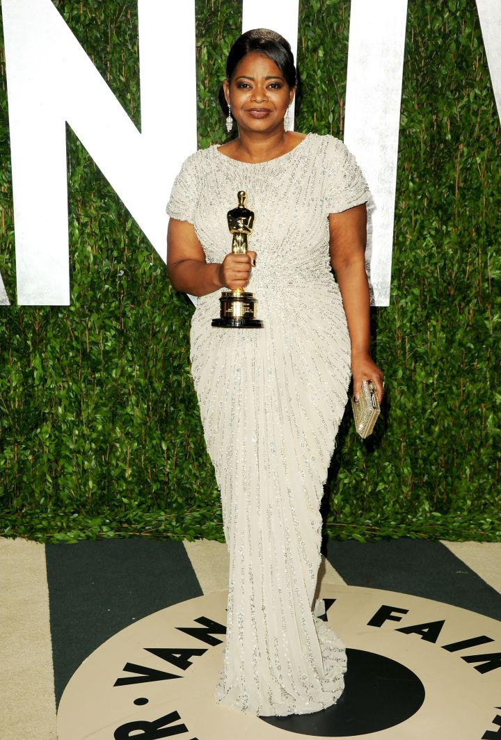 "Octavia Spencer warmed hearts when she won Best Supporting Actress for her role as no-nonsense Minny in ""The Help."""