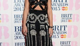 fka twigs 2015 BRIT Awards