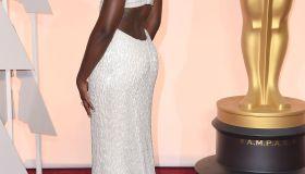 Lupita Nyong\'O at 87th Annual Academy Awards Oscars