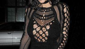 Kim Kardashian In England