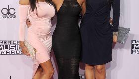 Christina Milian, Danielle Milian, Elizabeth Milian