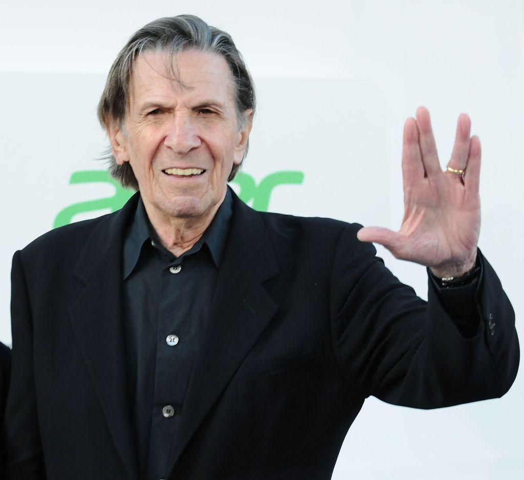Leonard Nimoy 'Star Trek Into Darkness' - Los Angeles Premiere