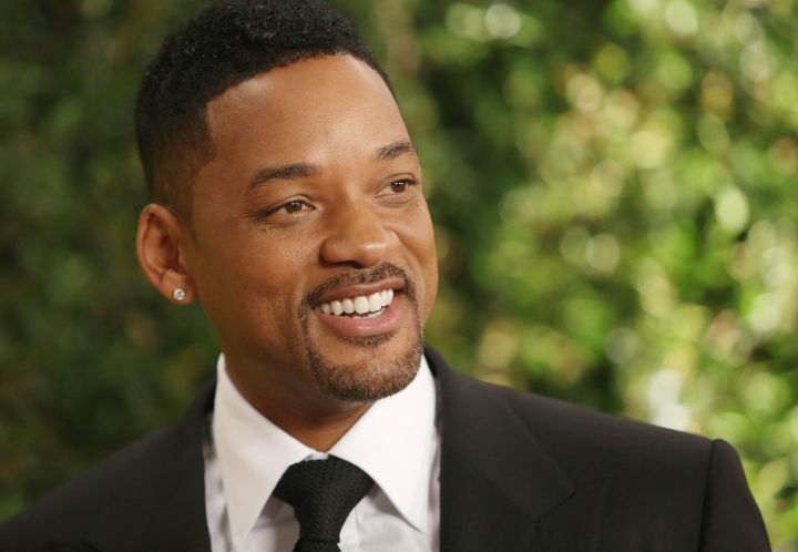 Suit and Tie Will Smith