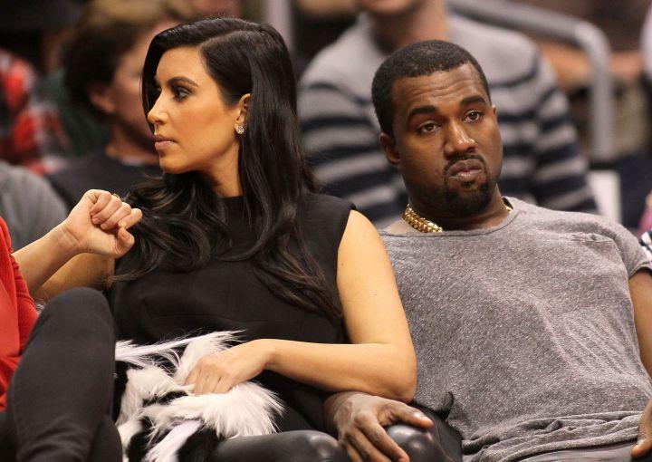 Kanye Loves Basketball
