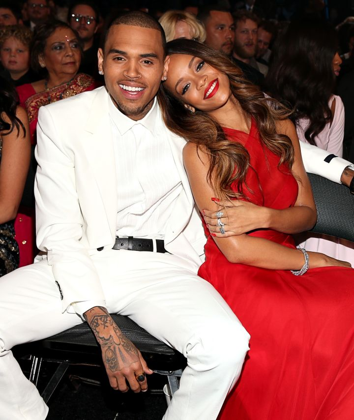 Relationship With Rihanna
