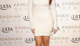 Kourtney Kardashian And Khloe Kardashian-Odom Launch New Line 'Kardashian Beauty'