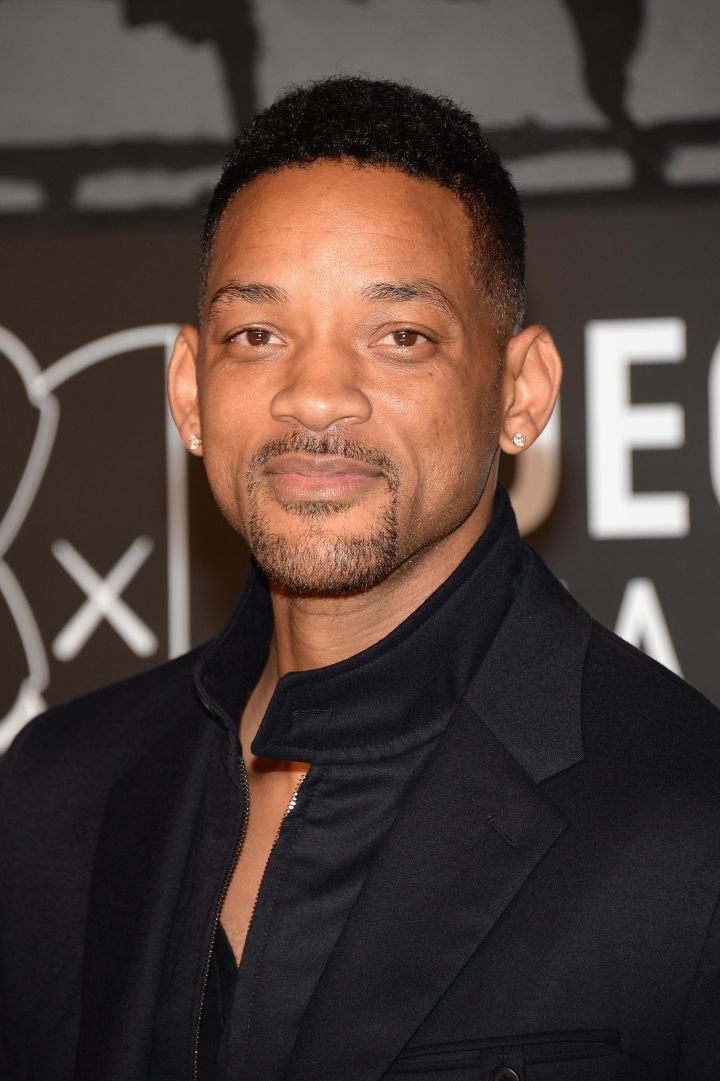 Will Smith at the 2013 MTV VMAs