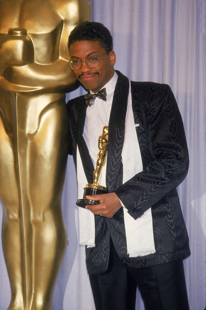 Herbie Hancock was the first African-American to win for Best Original Score.