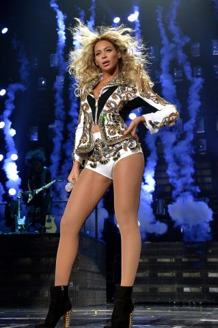 Beyonce 'The Mrs. Carter Show World Tour' - New York