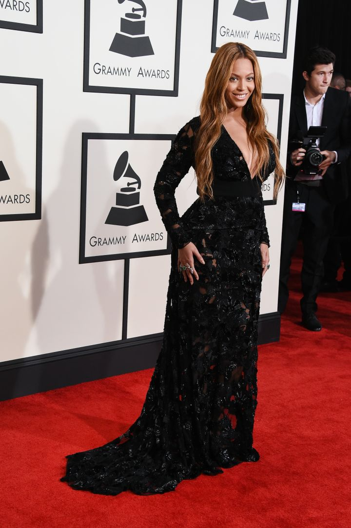 Beyonce in Proenza Schouler