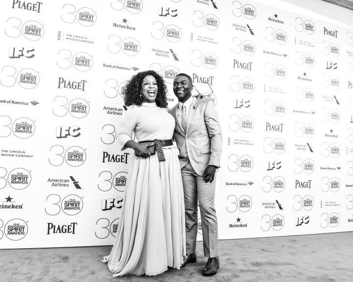 Oprah Winfrey & David Oyelowo