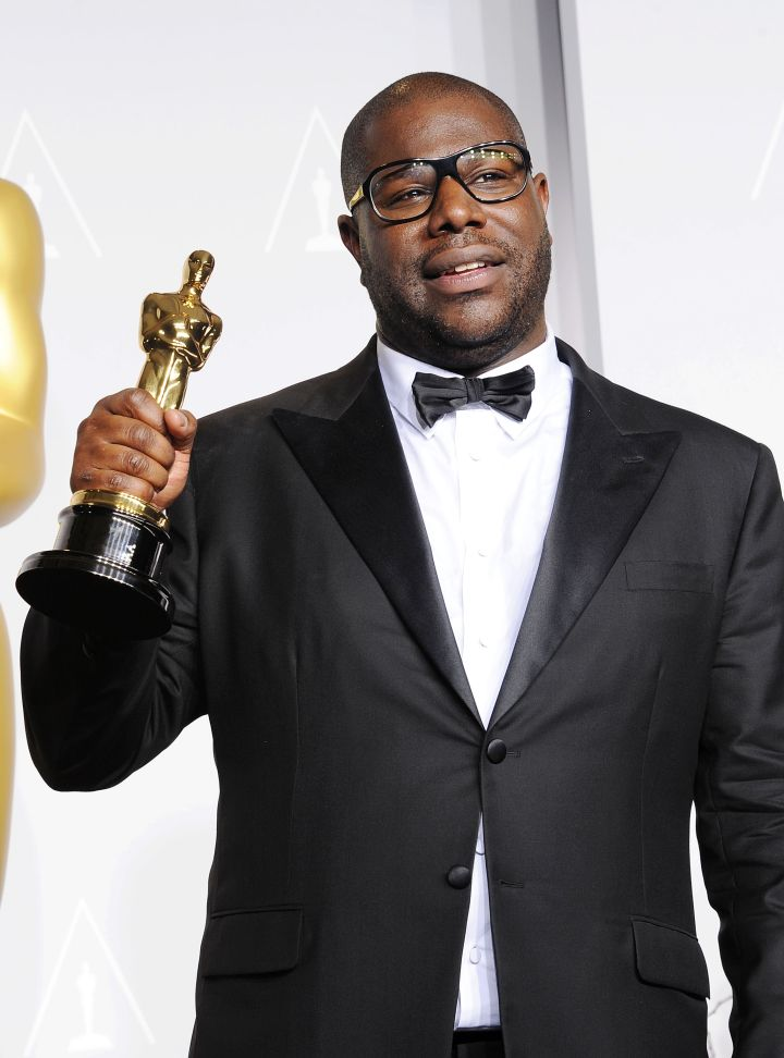 "Steve McQueen won Best Director for his work in ""12 Years a Slave."""