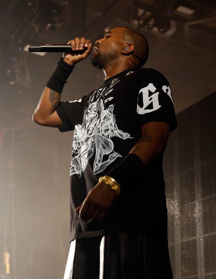 Kanye once had a blog called KanyeUniverseCity.com.