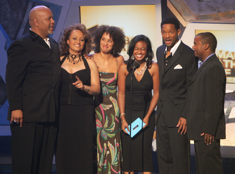 BET Awards 05 - Show