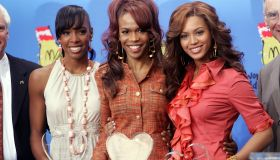Destiny?s Child and Stars Celebrate World Children?s Day at McDonald?s