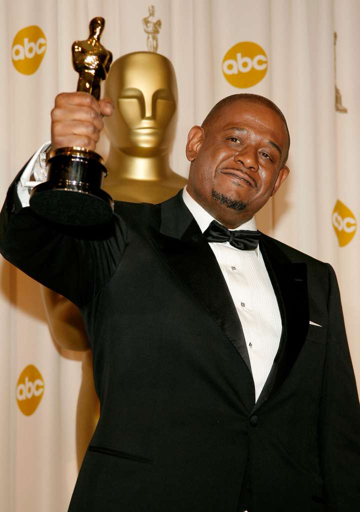 "Forest Whitaker took home the statue for Best Actor for his role in ""The Last King of Scotland."""