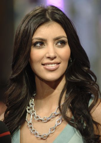 MTV TRL Presents Cassidy, Swizz Beats And Kim Kardashian
