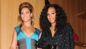 EiGHT MiLLiON Ginza Gates Store Opening With Beyonce And Solange Knowles