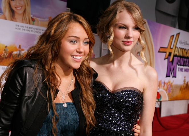 'Hannah Montana The Movie' Los Angeles Premiere - Red Carpet
