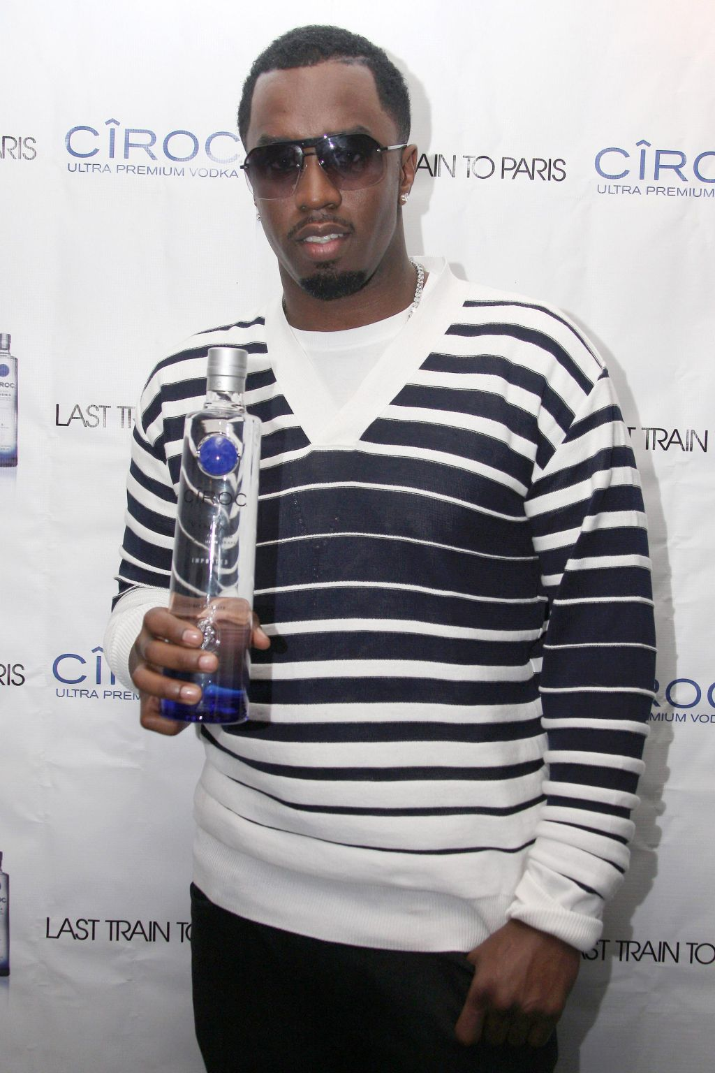 Diddy And Ciroc Vodka Tour Stops At Fontainebleau Miami