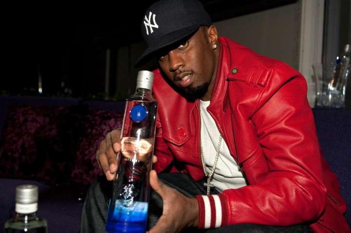 Sean 'Diddy' Combs Celebrates CIROC Last Train To Paris Promo Tour